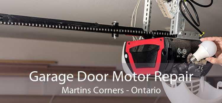 Garage Door Motor Repair Martins Corners - Ontario