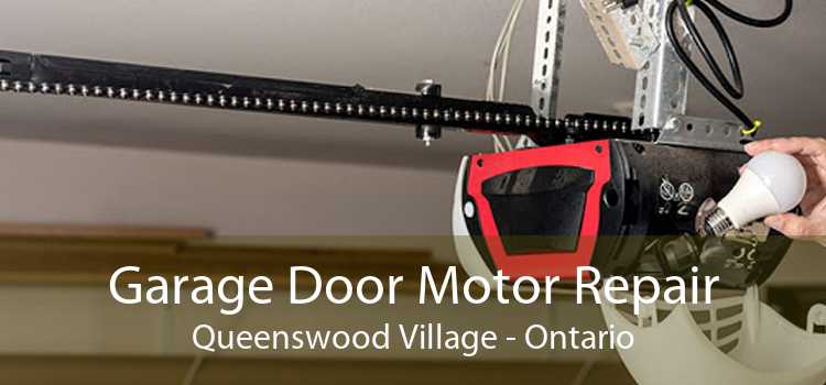Garage Door Motor Repair Queenswood Village - Ontario