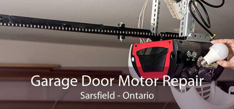 Garage Door Motor Repair Sarsfield - Ontario
