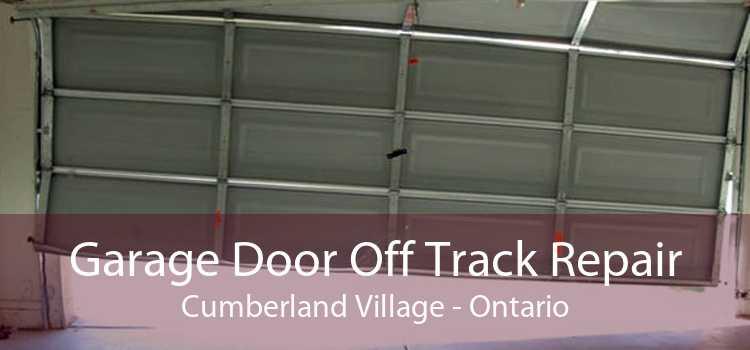 Garage Door Off Track Repair Cumberland Village - Ontario