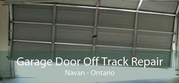 Garage Door Off Track Repair Navan - Ontario