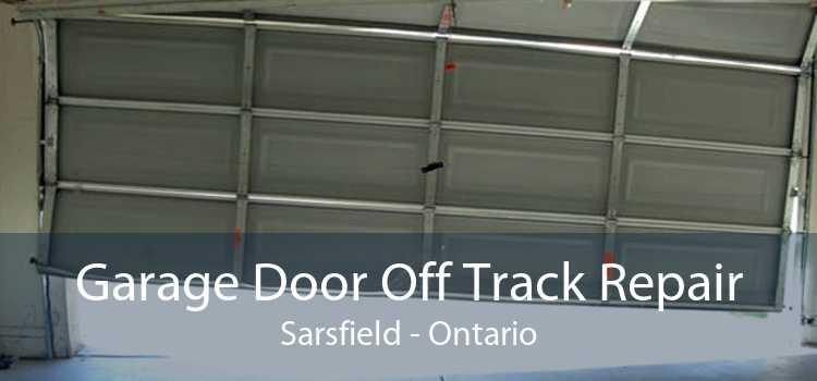 Garage Door Off Track Repair Sarsfield - Ontario
