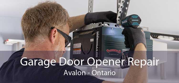Garage Door Opener Repair Avalon - Ontario