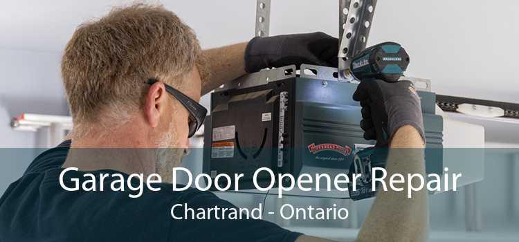 Garage Door Opener Repair Chartrand - Ontario