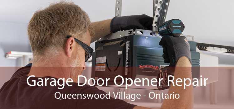 Garage Door Opener Repair Queenswood Village - Ontario
