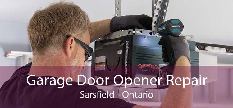 Garage Door Opener Repair Sarsfield - Ontario