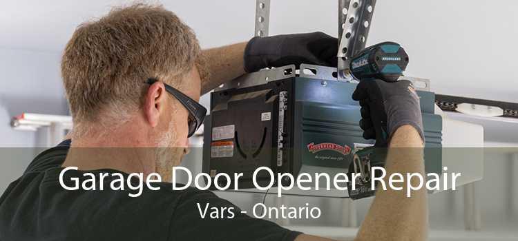 Garage Door Opener Repair Vars - Ontario
