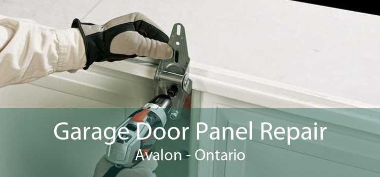Garage Door Panel Repair Avalon - Ontario