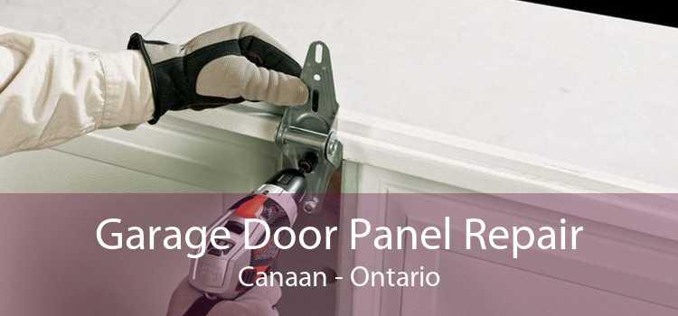 Garage Door Panel Repair Canaan - Ontario