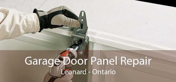 Garage Door Panel Repair Leonard - Ontario