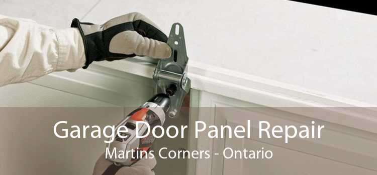 Garage Door Panel Repair Martins Corners - Ontario