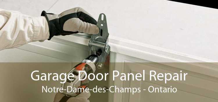 Garage Door Panel Repair Notre-Dame-des-Champs - Ontario
