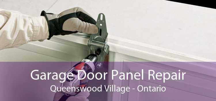 Garage Door Panel Repair Queenswood Village - Ontario