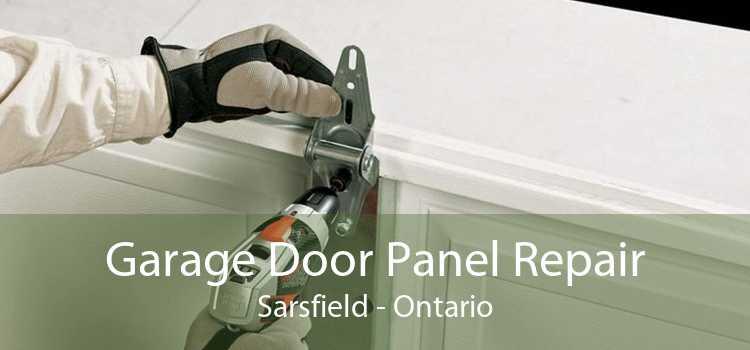 Garage Door Panel Repair Sarsfield - Ontario
