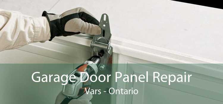Garage Door Panel Repair Vars - Ontario