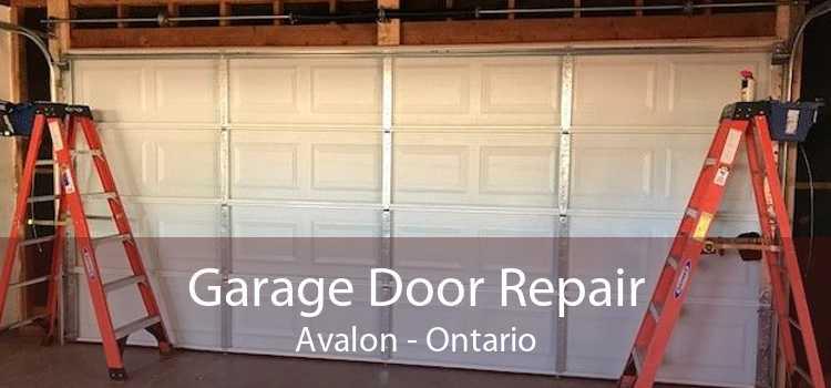Garage Door Repair Avalon - Ontario