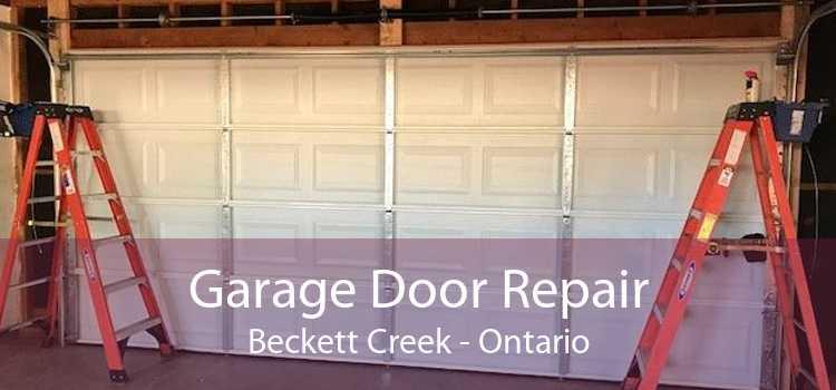 Garage Door Repair Beckett Creek - Ontario