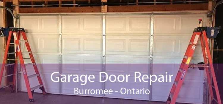 Garage Door Repair Burromee - Ontario
