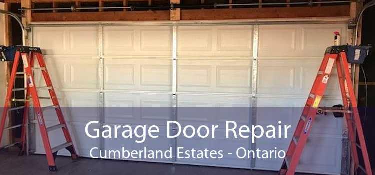 Garage Door Repair Cumberland Estates - Ontario