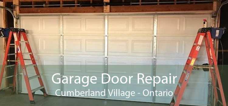 Garage Door Repair Cumberland Village - Ontario