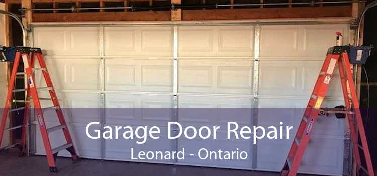Garage Door Repair Leonard - Ontario