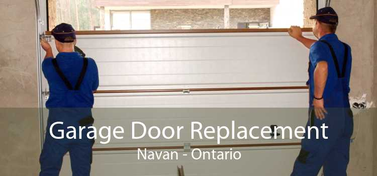 Garage Door Replacement Navan - Ontario