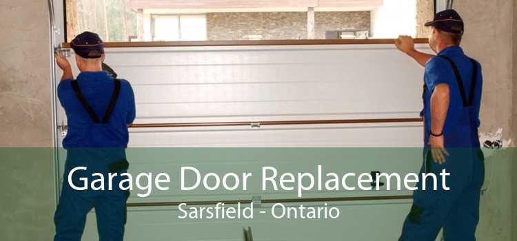 Garage Door Replacement Sarsfield - Ontario