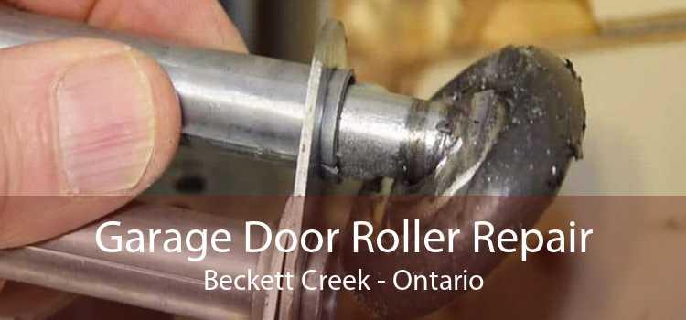 Garage Door Roller Repair Beckett Creek - Ontario