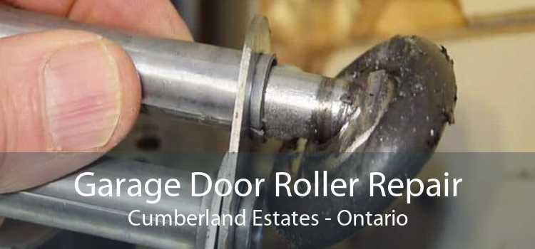 Garage Door Roller Repair Cumberland Estates - Ontario