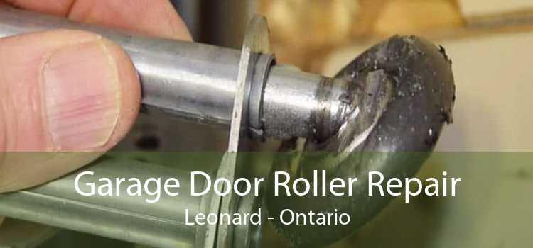 Garage Door Roller Repair Leonard - Ontario