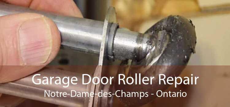 Garage Door Roller Repair Notre-Dame-des-Champs - Ontario