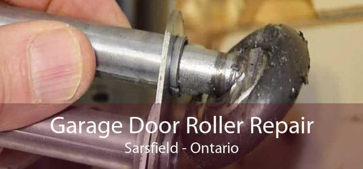 Garage Door Roller Repair Sarsfield - Ontario