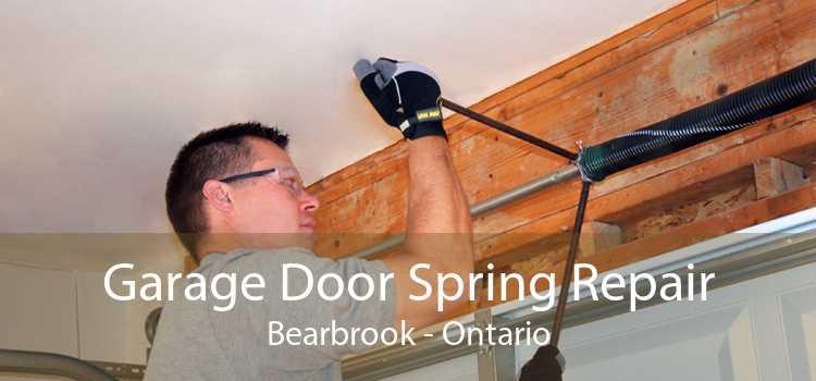 Garage Door Spring Repair Bearbrook - Ontario