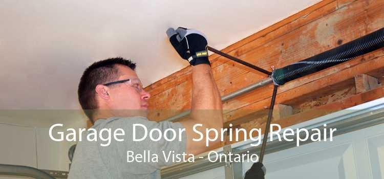 Garage Door Spring Repair Bella Vista - Ontario