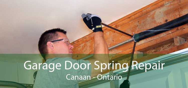 Garage Door Spring Repair Canaan - Ontario