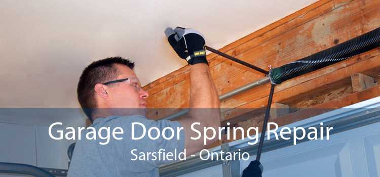 Garage Door Spring Repair Sarsfield - Ontario