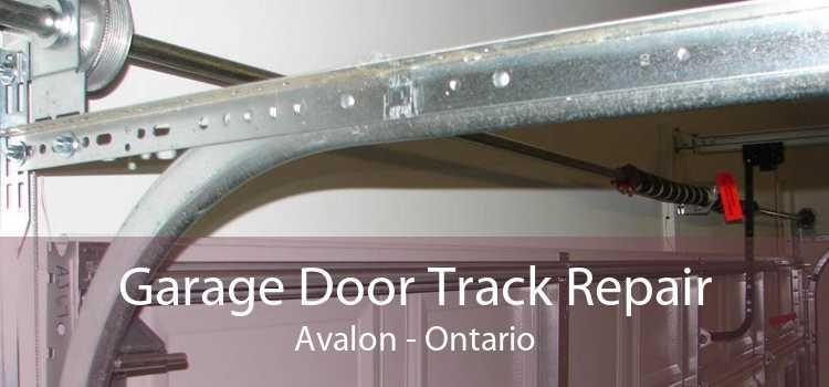 Garage Door Track Repair Avalon - Ontario