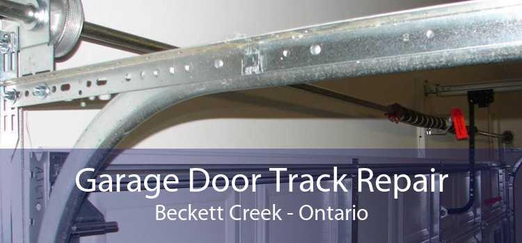 Garage Door Track Repair Beckett Creek - Ontario