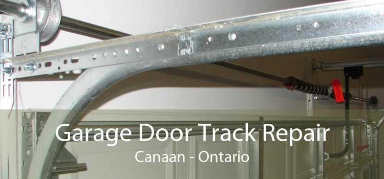Garage Door Track Repair Canaan - Ontario