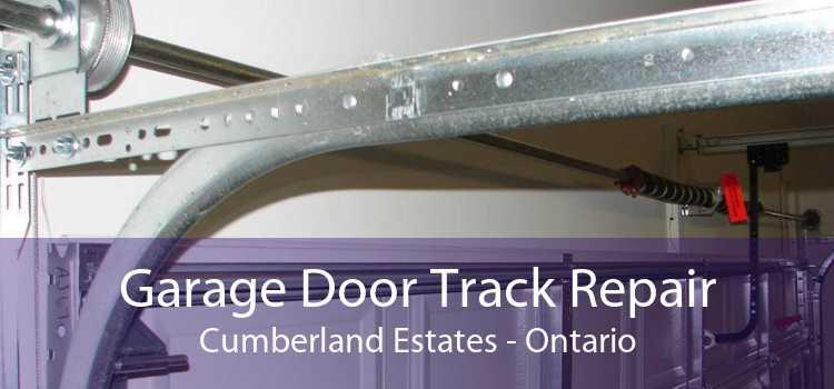 Garage Door Track Repair Cumberland Estates - Ontario
