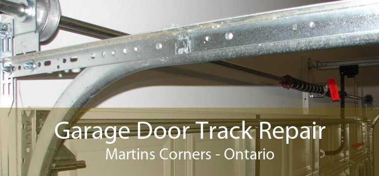Garage Door Track Repair Martins Corners - Ontario