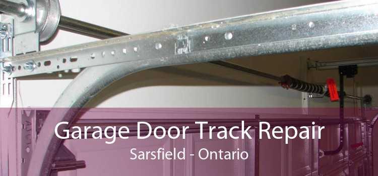 Garage Door Track Repair Sarsfield - Ontario