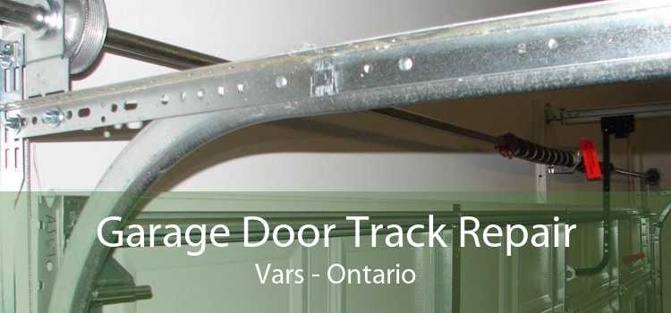 Garage Door Track Repair Vars - Ontario