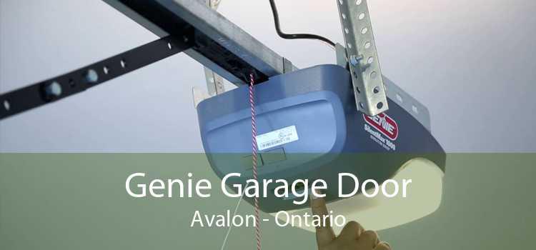 Genie Garage Door Avalon - Ontario