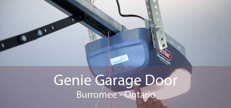 Genie Garage Door Burromee - Ontario