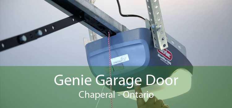 Genie Garage Door Chaperal - Ontario