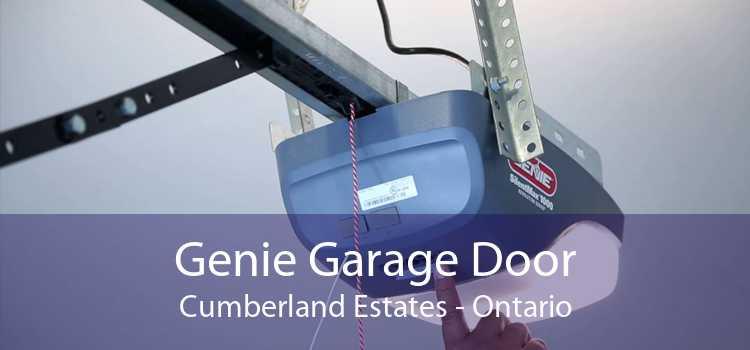 Genie Garage Door Cumberland Estates - Ontario