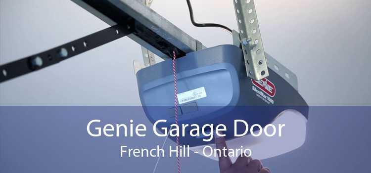 Genie Garage Door French Hill - Ontario