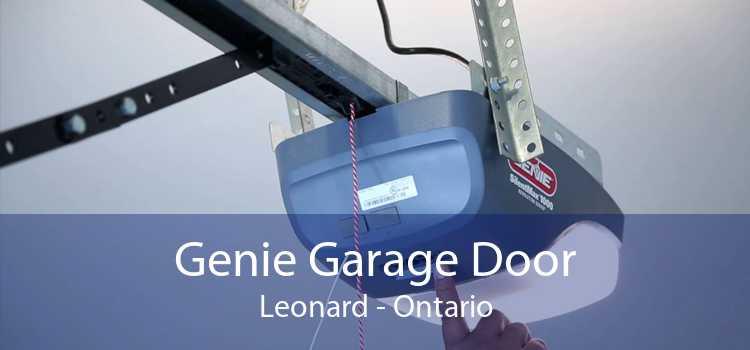 Genie Garage Door Leonard - Ontario