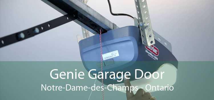 Genie Garage Door Notre-Dame-des-Champs - Ontario